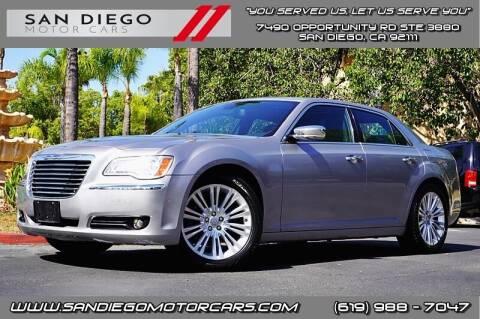 2011 Chrysler 300 for sale at San Diego Motor Cars LLC in San Diego CA