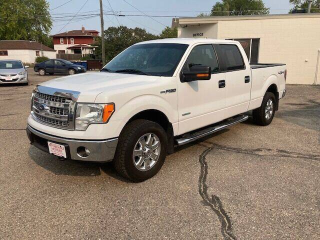 2014 Ford F-150 for sale at Affordable Motors in Jamestown ND