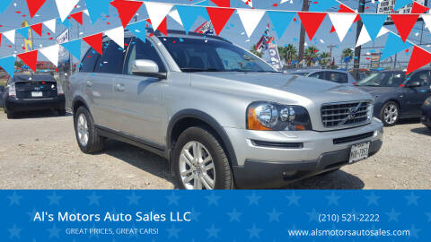 2007 Volvo XC90 for sale at Al's Motors Auto Sales LLC in San Antonio TX