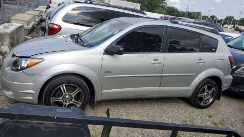 2004 Pontiac Vibe for sale at Jeffreys Auto Resale, Inc in Clinton Township MI