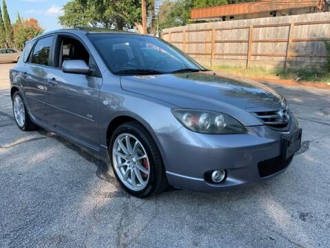 2006 Mazda MAZDA3 for sale at AWESOME CARS LLC in Austin TX