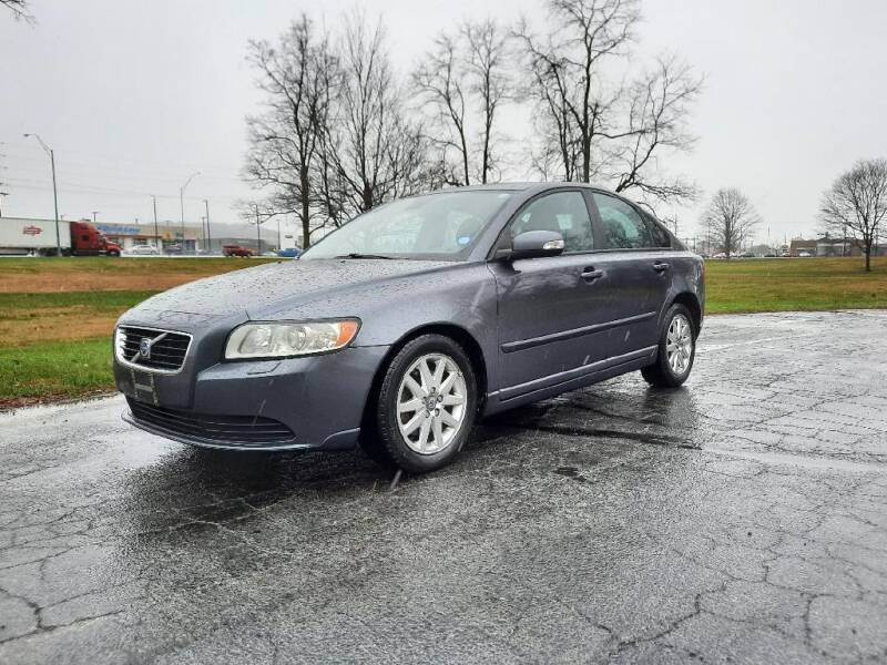 2008 Volvo S40 for sale at Moundbuilders Motor Group in Heath OH