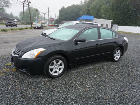 2011 Nissan Altima for sale at Colonial Motors in Mine Hill NJ