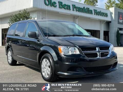 2017 Dodge Grand Caravan for sale at Ole Ben Franklin Motors-Mitsubishi of Alcoa in Alcoa TN
