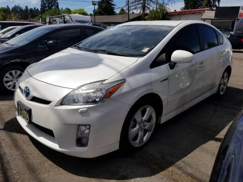 2010 Toyota Prius for sale at Universal Auto Sales in Salem OR