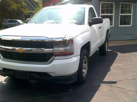 2016 Chevrolet Silverado 1500 for sale at Stoltz Motors in Troy OH