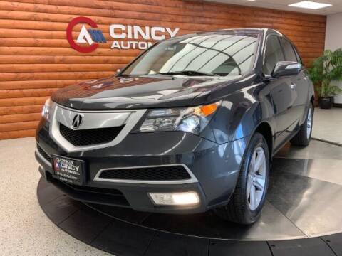 2013 Acura MDX for sale at Dixie Motors in Fairfield OH