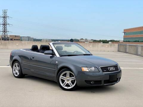 2006 Audi A4 for sale at Car Match in Temple Hills MD
