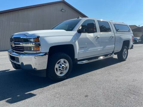 2017 Chevrolet Silverado 2500HD for sale at Stakes Auto Sales in Fayetteville PA