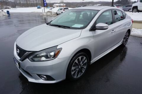2016 Nissan Sentra for sale at MyEzAutoBroker.com in Mount Vernon OH