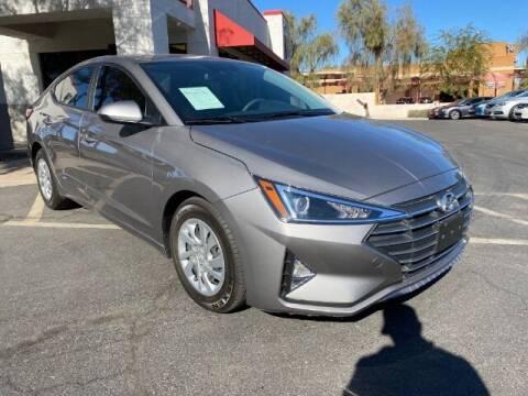 2020 Hyundai Elantra for sale at Brown & Brown Wholesale in Mesa AZ