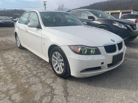 2007 BMW 3 Series for sale at Ron Motor Inc. in Wantage NJ