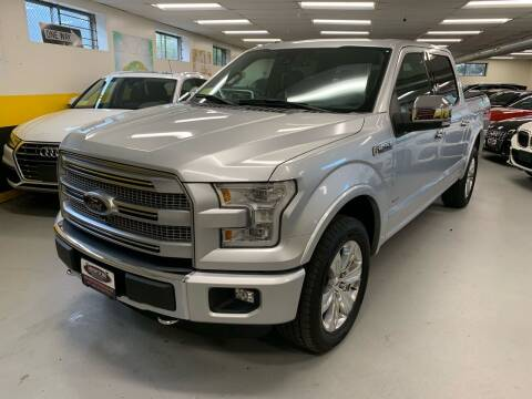 2015 Ford F-150 for sale at Newton Automotive and Sales in Newton MA