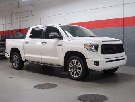 2018 Toyota Tundra for sale at CU Carfinders in Norcross GA