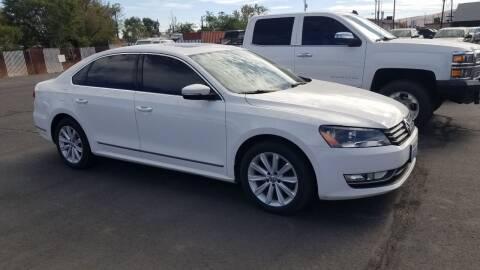 2013 Volkswagen Passat for sale at Auto Max USA in Yakima WA