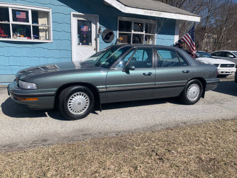 1998 Buick LeSabre for sale at LONGWOOD MOTORS in Stockholm NJ