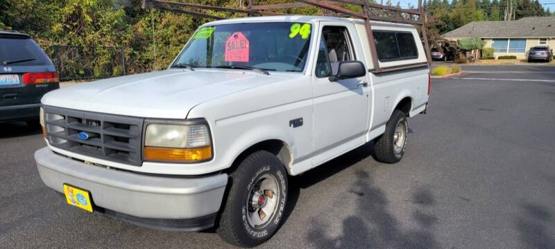 1994 Ford F-150 for sale at TOP Auto BROKERS LLC in Vancouver WA