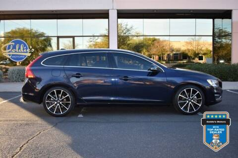 2017 Volvo V60 for sale at GOLDIES MOTORS in Phoenix AZ