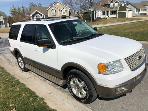 2004 Ford Expedition for sale at Nice Cars in Pleasant Hill MO