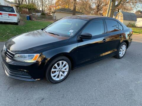 2015 Volkswagen Jetta for sale at Via Roma Auto Sales in Columbus OH