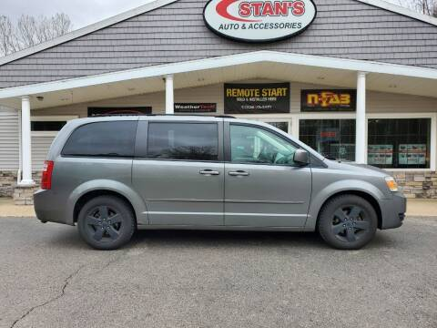 2009 Dodge Grand Caravan for sale at Stans Auto Sales in Wayland MI