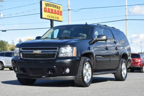 2011 Chevrolet Suburban for sale at Broadway Garage of Columbia County Inc. in Hudson NY