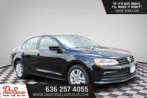 2018 Volkswagen Jetta for sale at Dave Sinclair Chrysler Dodge Jeep Ram in Pacific MO