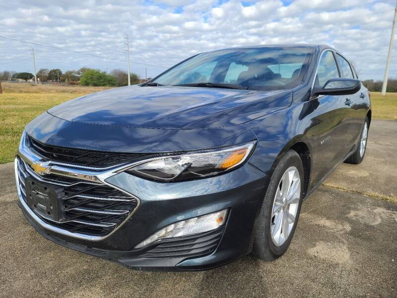 2020 Chevrolet Malibu for sale at Laguna Niguel in Rosenberg TX