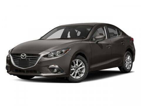 2016 Mazda MAZDA3 for sale at J T Auto Group in Sanford NC