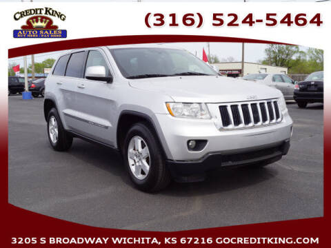2011 Jeep Grand Cherokee for sale at Credit King Auto Sales in Wichita KS