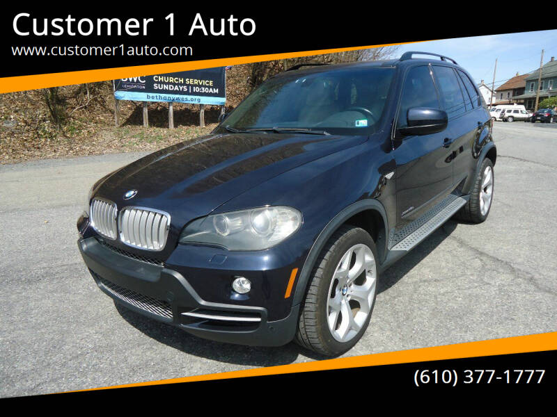 2009 BMW X5 for sale at Customer 1 Auto in Lehighton PA