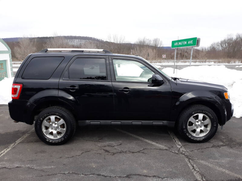 2012 Ford Escape for sale at Feduke Auto Outlet in Vestal NY