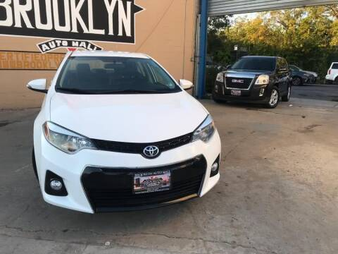 2016 Toyota Corolla for sale at Excellence Auto Trade 1 Corp in Brooklyn NY