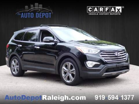 2013 Hyundai Santa Fe for sale at The Auto Depot in Raleigh NC