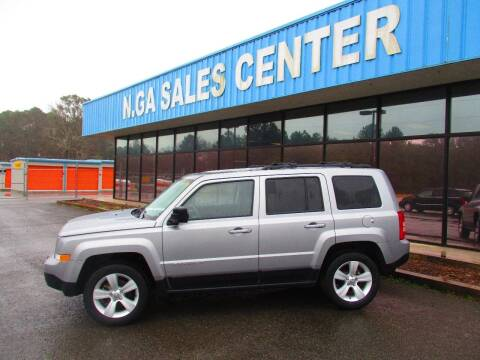 2016 Jeep Patriot for sale at NORTH GEORGIA Sales Center in La Fayette GA