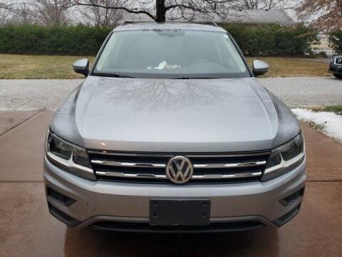 2019 Volkswagen Tiguan for sale at Southern Auto Solutions - Georgia Car Finder - Southern Auto Solutions-Jim Ellis Volkswagen Atlan in Marietta GA