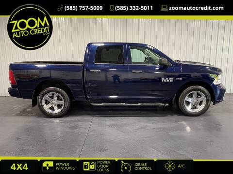 2016 RAM Ram Pickup 1500 for sale at ZoomAutoCredit.com in Elba NY