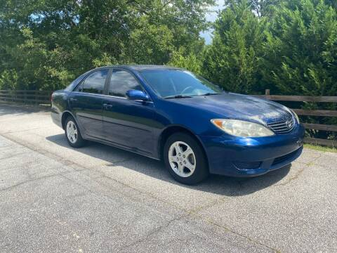2006 Toyota Camry for sale at Front Porch Motors Inc. in Conyers GA