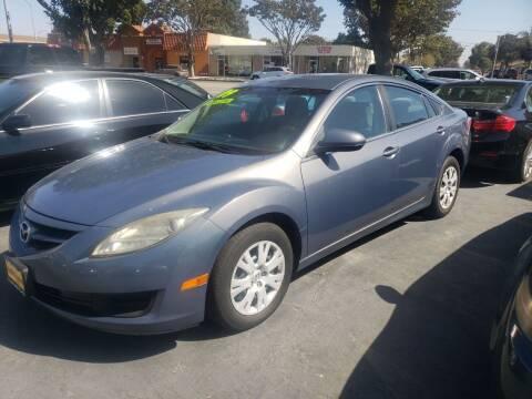 2009 Mazda MAZDA6 for sale at L & M MOTORS in Santa Maria CA