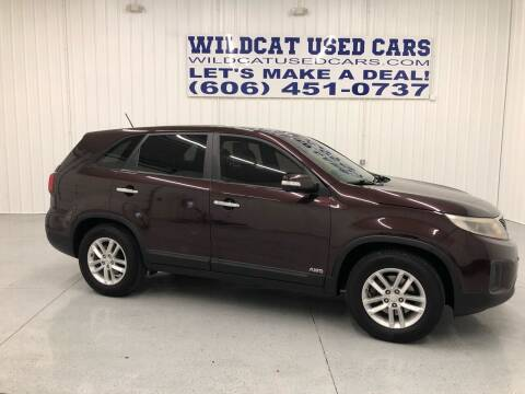 2014 Kia Sorento for sale at Wildcat Used Cars in Somerset KY