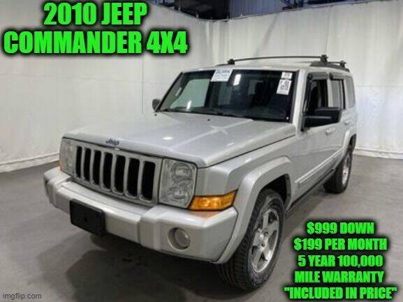 2010 Jeep Commander for sale in Rowley, MA