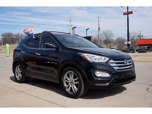 2013 Hyundai Santa Fe Sport for sale at Sand Springs Auto Source in Sand Springs OK