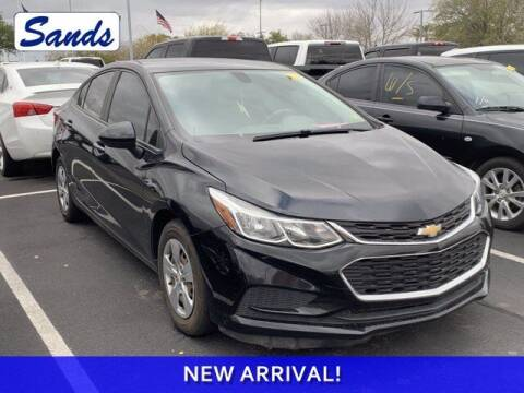 2017 Chevrolet Cruze for sale at Sands Chevrolet in Surprise AZ