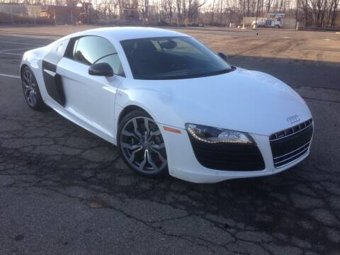 2012 Audi R8 for sale at International Motor Group LLC in Hasbrouck Heights NJ