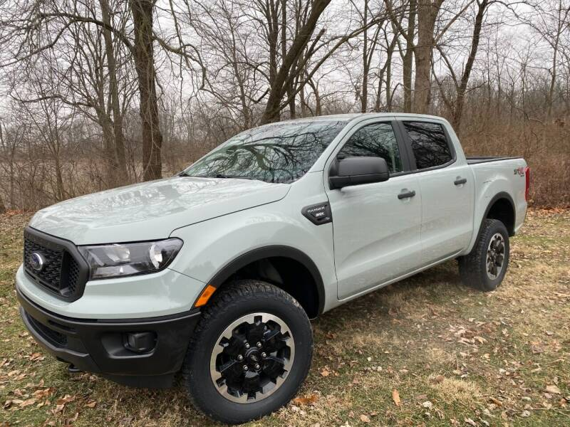 2021 Ford Ranger for sale at Kenny Vice Ford Sales Inc - New Inventory in Ladoga IN