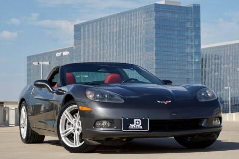 2011 Chevrolet Corvette for sale at JD MOTORS in Austin TX