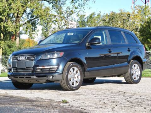 2007 Audi Q7 for sale at Tonys Pre Owned Auto Sales in Kokomo IN