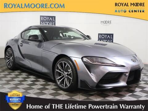 2021 Toyota GR Supra for sale at Royal Moore Custom Finance in Hillsboro OR