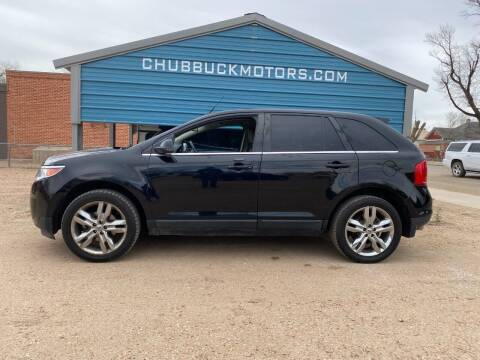 2011 Ford Edge for sale at Chubbuck Motor Co in Ordway CO