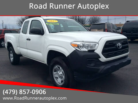 2017 Toyota Tacoma for sale at Road Runner Autoplex in Russellville AR